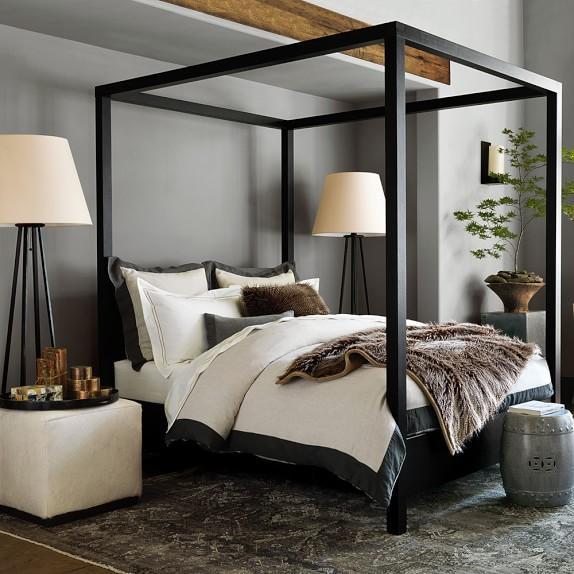 Queen Canopy Bedroom Sets