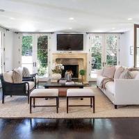 Vintage French Living Room - Vintage - Living Room