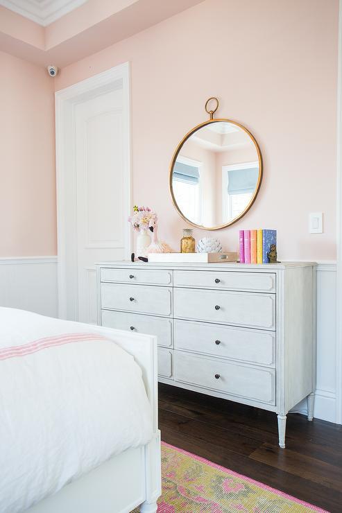 Kids Pink Dresser
