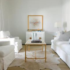 Living Room Paint Ideas Blue Couch Interior Design Pictures Marble And Gold Leaf Cocktail Table Atop Layered Rugs ...
