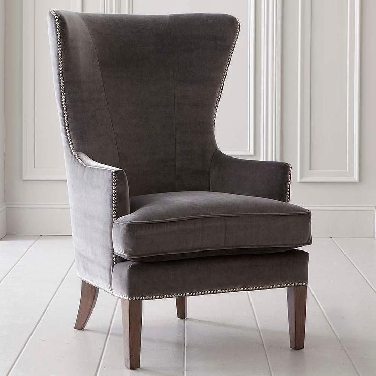 Tan Accent Chair