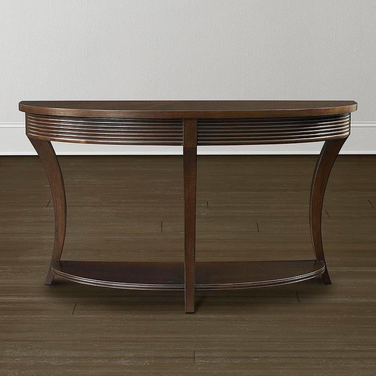 gl sofa tables contemporary buy leather online uk espresso brown console and table