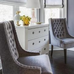 Bedroom Chair Design Rocking Repair Bay Window Chairs Ideas White French Dresser With Pink Glass Lamp