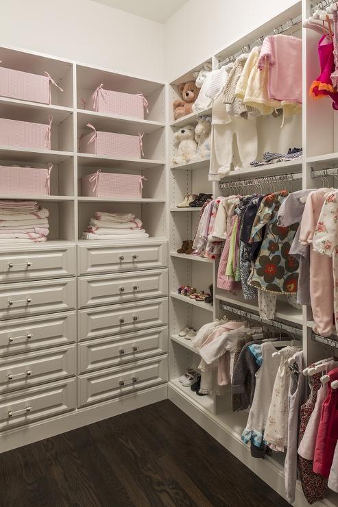 Nusrery Closet Ideas  Traditional  closet