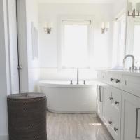 Wood Floor Tile Bathroom | www.imgkid.com - The Image Kid ...