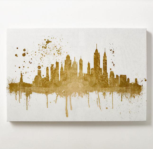 Beverly Fuller Champagne Art