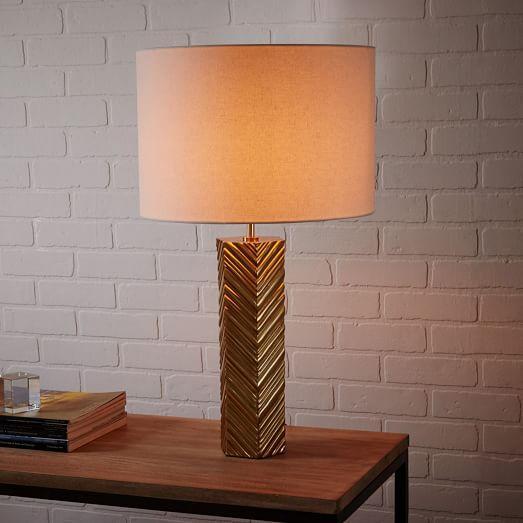 MixandMatch Lamp Shade  Chevron Lamp Shade    Target