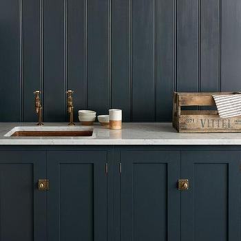 brass kitchen pulls sinks drop in double bowl navy blue cabinets hardware design ideas