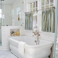 Freestanding Tub Next To Shower Design Ideas