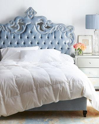 Scarlett Blue Bed