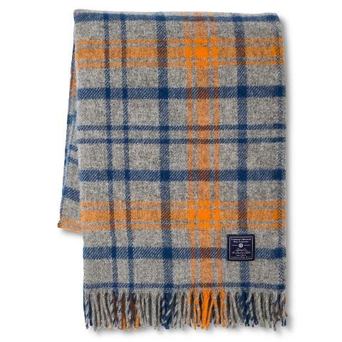 Orange Grade Blanket  Terrain