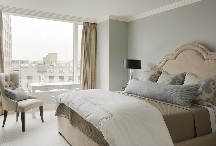 White and Beige Bedroom Ideas