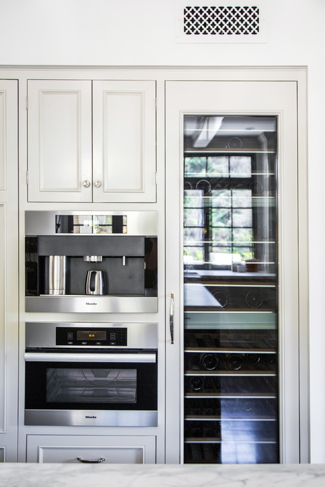 pull out microwave design ideas