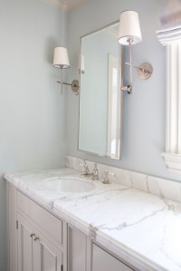Gray And Blue Bathroom Design Ideas