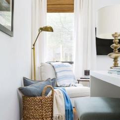 Black And White Cowhide Chair Round Patio Cushions Fireplace Window Seat - Cottage Living Room Pratt Lambert Designer Coastal