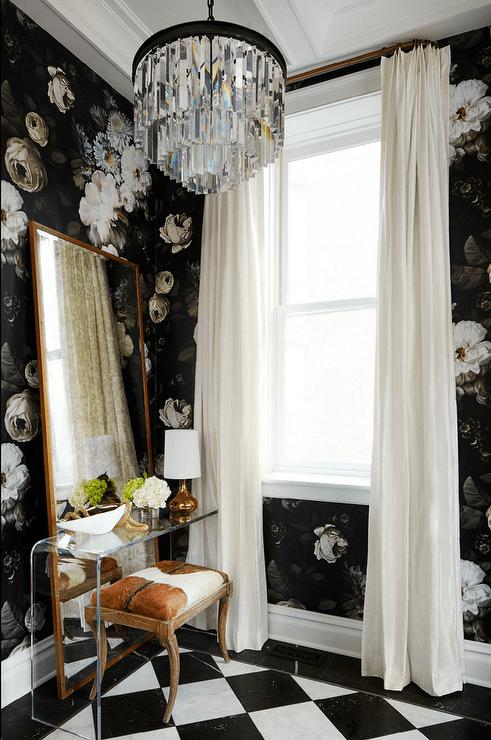 Interior design inspiration photos by Lonny Magazine