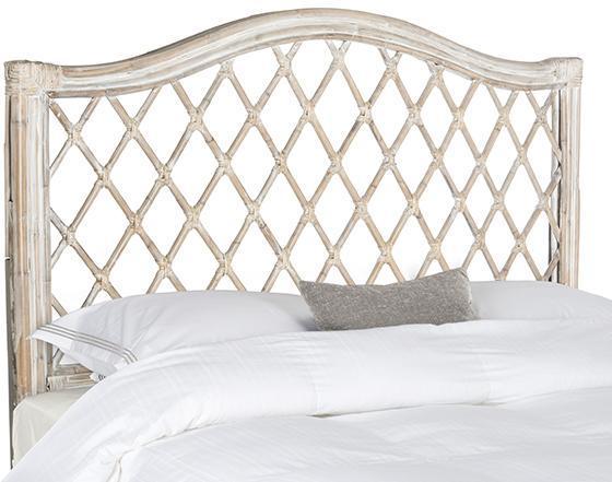 White Grand Sienna Headboard