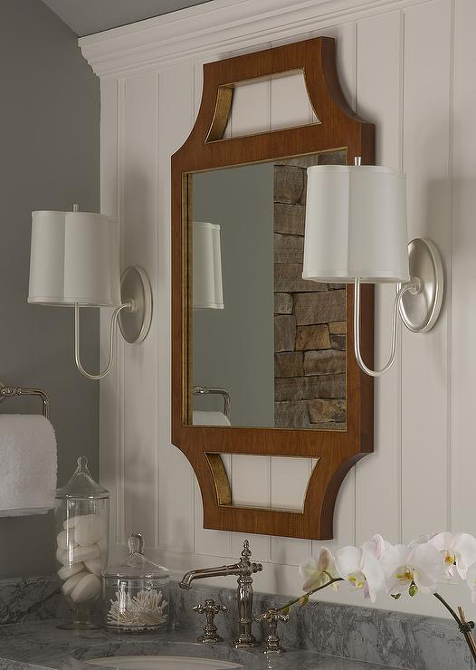Vertical Bathroom Shiplap Design Ideas