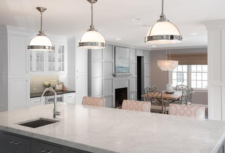 Kitchens Restoration Hardware Clemson Classic Pendant