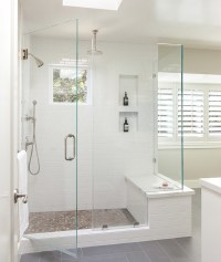 Pebble Shower Floor Design Ideas
