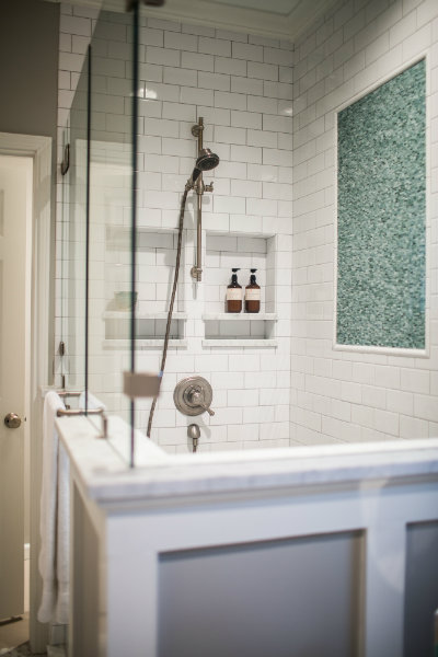Gray And Blue Bathroom Design Ideas