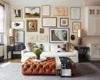 Cognac Leather Sofa Design Ideas