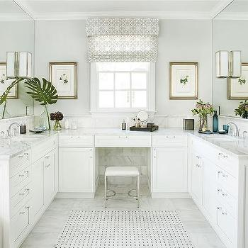 Washstands Facing Each Other Design Ideas