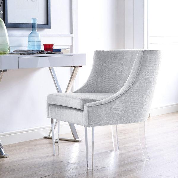Ivory Accent Chair