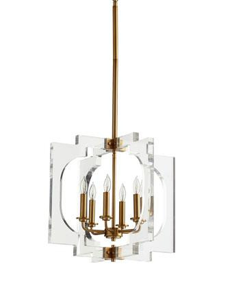 Acrylic Cube Pendant Light  Products bookmarks design inspiration and ideas