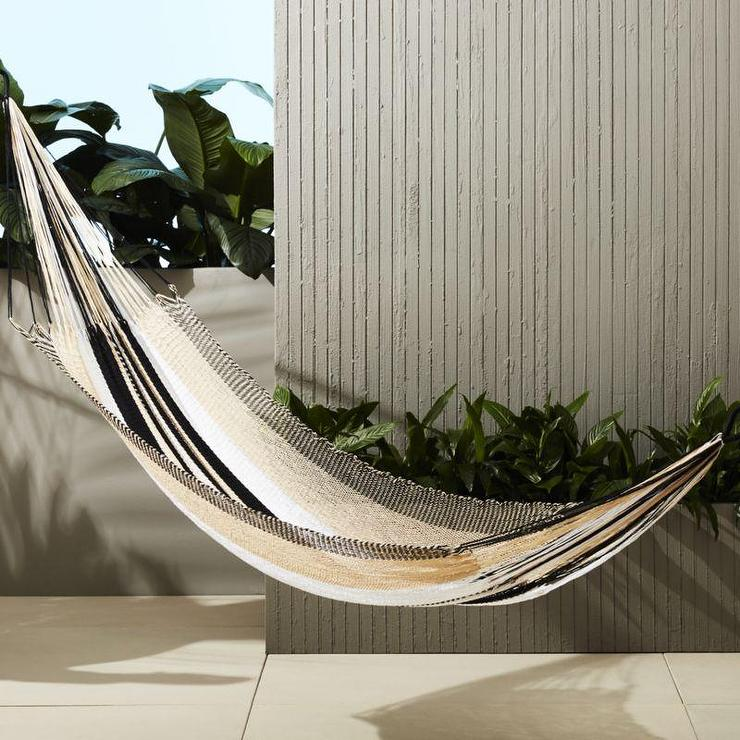 swing chair local how to hang a hammock indoors without drilling black and beige stripes