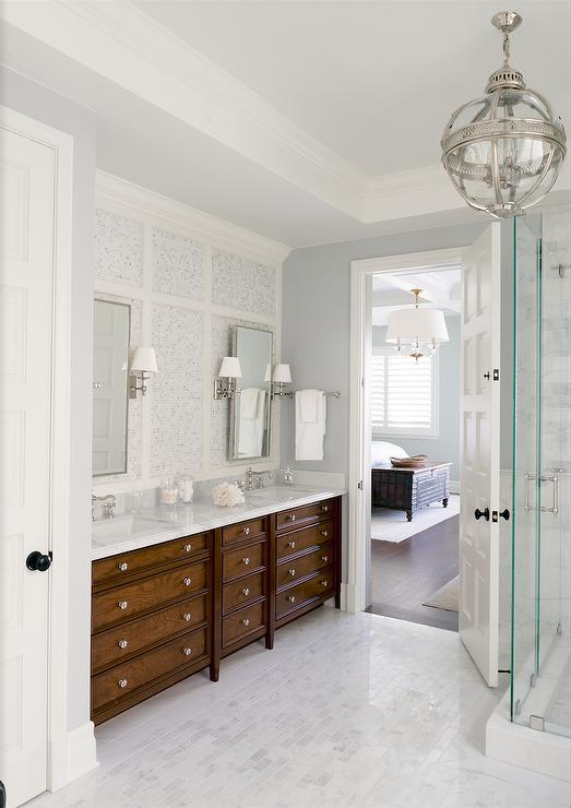 Restoration Hardware Bathroom