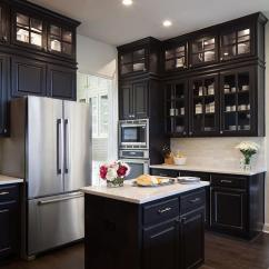 Kitchens To Go Kitchen Decoration Black Cabinets All The Way Up Cieling Design Ideas View Full Size