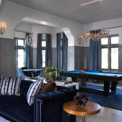 Rug Size For Living Room With Sectional Modern Furniture Ideas Blue Game Poker Table Nook - Contemporary ...