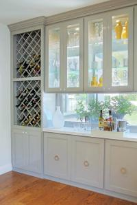 See Through Kitchen Cabinets Design Ideas