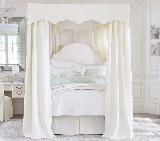 Allie Iron Bed  Canopy  Pottery Barn Kids