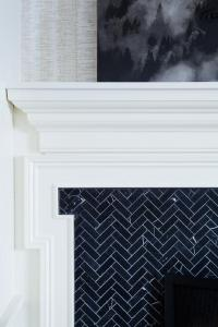Fireplace Tiles Design Ideas