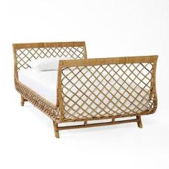 Daybed Sofa Slipcover Leather Best Brands Z Gallerie - Pradesh Day Bed Whitewash