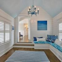 Shiplap Vaulted Ceiling Design Ideas