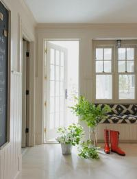 Painted Beadboard Walls Design Ideas