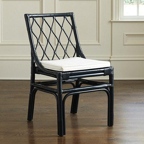 Bella Cane Dining Chairs  Ballard Designs