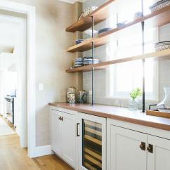 Hgtv Kitchen Backsplash Table For 6 Plumbing Pipe Shelves Design Ideas