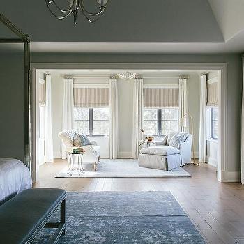 Bedroom Bay Window Sitting Room with Bay Window Sofa