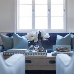 White Couch Living Room Ideas Burgundy Furniture Dark Blue Velvet Sofa With Light Pillows ...
