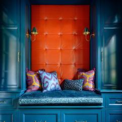 Tufted Side Chair Real Good Interior Design Inspiration Photos By Massucco Warner Miller.