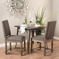 Willoughby Nailhead Dining Chair - west elm
