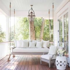 Black Wicker Rocking Chair Outdoor Most Comfortable Desk Ever Blue Beadboard Porch Ceiling Design Ideas