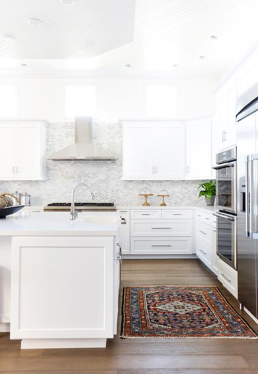 Kitchen with Clerestory Windows