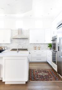 Kitchen with Clerestory Windows - Transitional - Kitchen