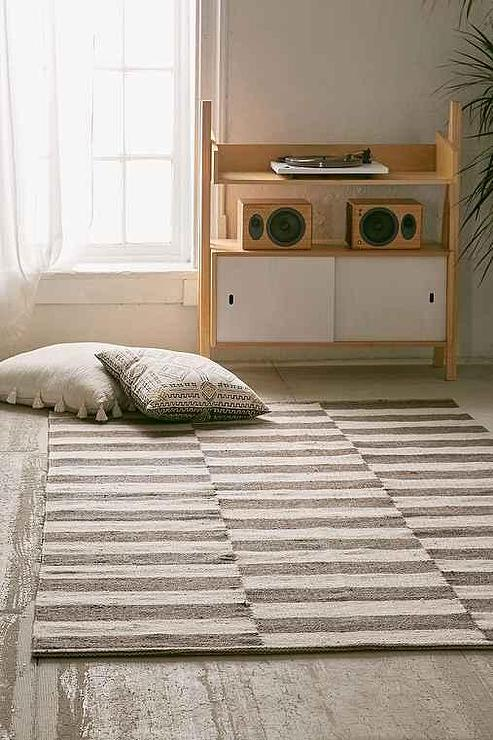 target white desk chair metal stacking chairs steven alan grey tweed wool rug