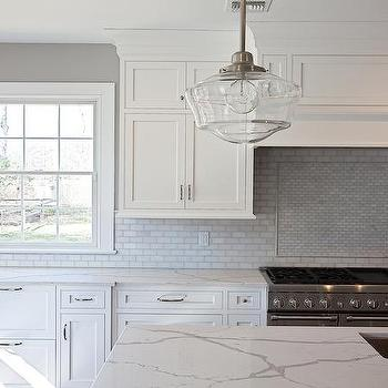 kitchen tiles that go halfway up the